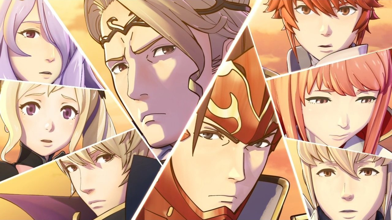 Which side will you choose, the Hoshido or the Nohr?