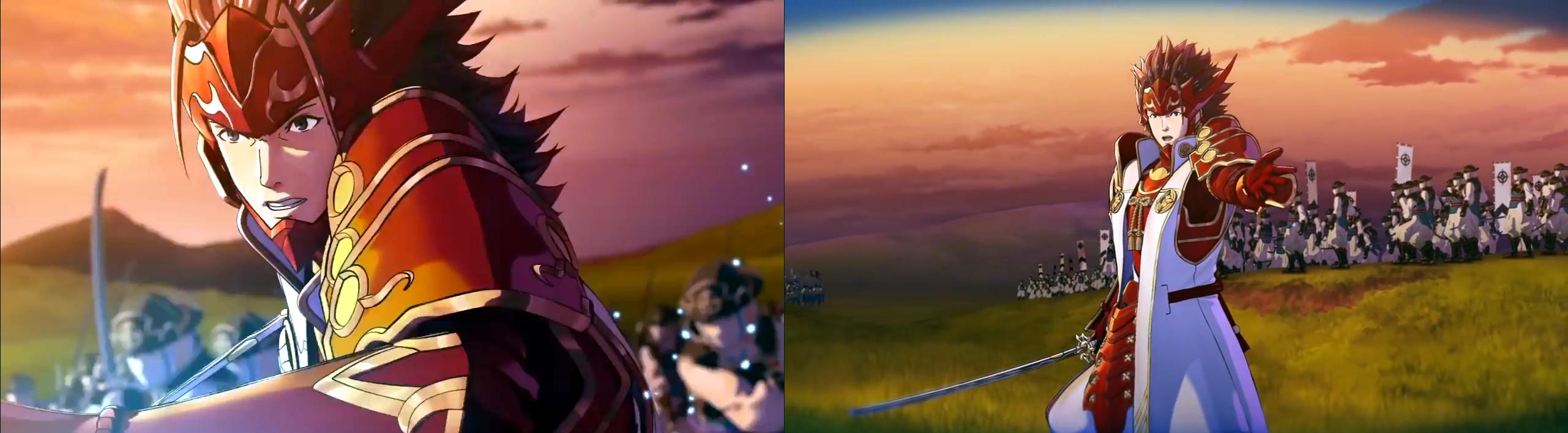 Ryouma, the Avatar's elder brother.