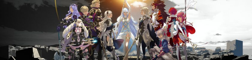 Fire Emblem If Famitsu feature