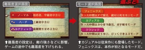 fire emblem if modes