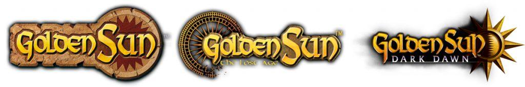 Golden Sun Logos