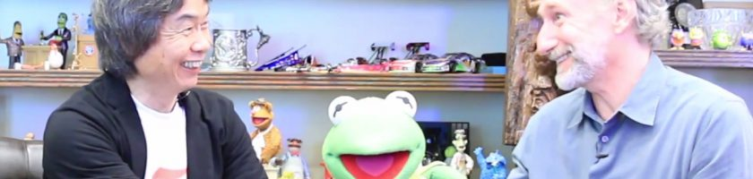 Miyamoto Jim Henson Visit June 30 FeatureMiyamoto Jim Henson Visit June 30 Feature