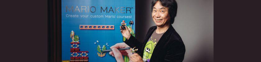 Shigeru Miyamoto June 28 Feature