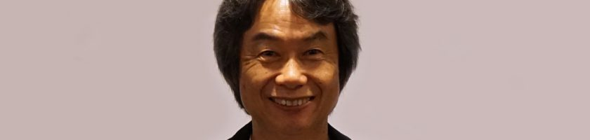 Shigeru Miyamoto Interviews June 26 Feature