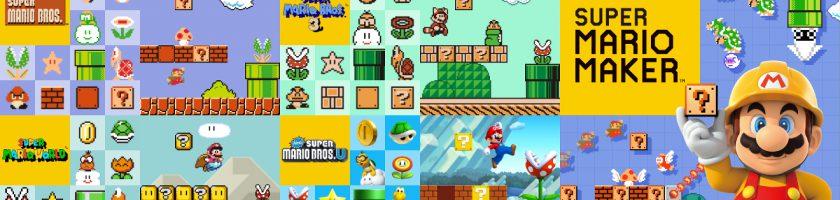 Super Mario Maker Interviews June 24 Feature