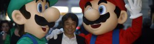 Shigeru Miyamoto Interview June 20 Feature