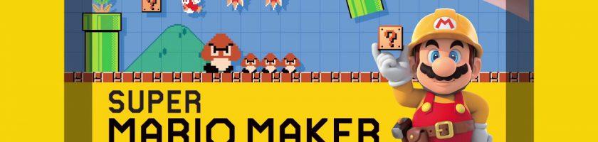 Super Mario Maker E3 2015 June 16 Featured