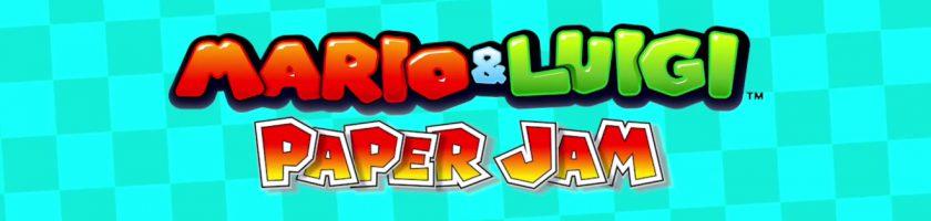 Mario & Luigi Paper Jam E3 2015 June 16 Feature
