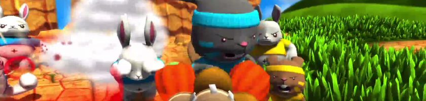 Blast em Bunnies E3 2015 Trailer Feature