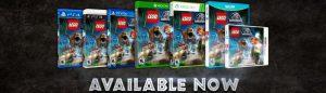 LEGO Jurassic World Launch Trailer Feature