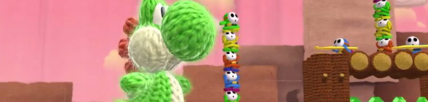 Yoshis Wooly World June 12 Trailer Feature