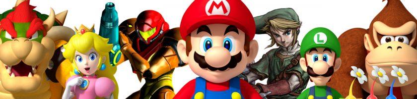 Nintendo E3 2015 Schedule F