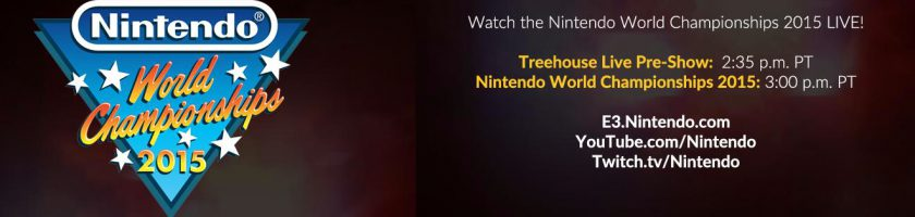 Nintendo World Championships Pre-Show Feature