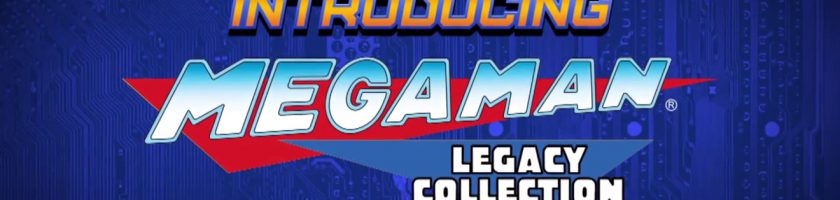 Megaman Legacy Collection Announcement Feature