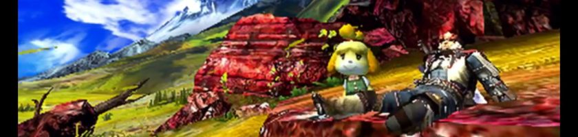 Monster Hunter 4 Ultimate Animal Crossing DLC Trailer Feature