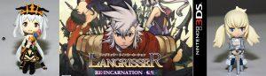 Langrisser ReIncarnation Package Screenshots Feature