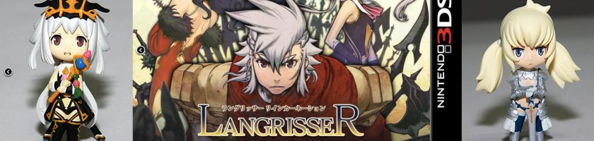 Langrisser ReIncarnation Package Screenshots Feature