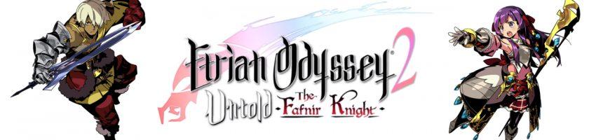Etrian Odyssey 2 Untold DLC Schedule Feature