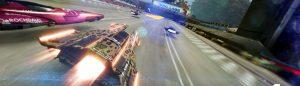 Fast Racing Neo Screenshots Feature