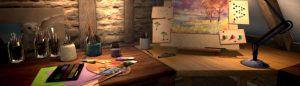 Art Academy Atelier Home Studio Screenshots Feature