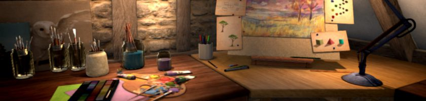 Art Academy Atelier Home Studio Screenshots Feature