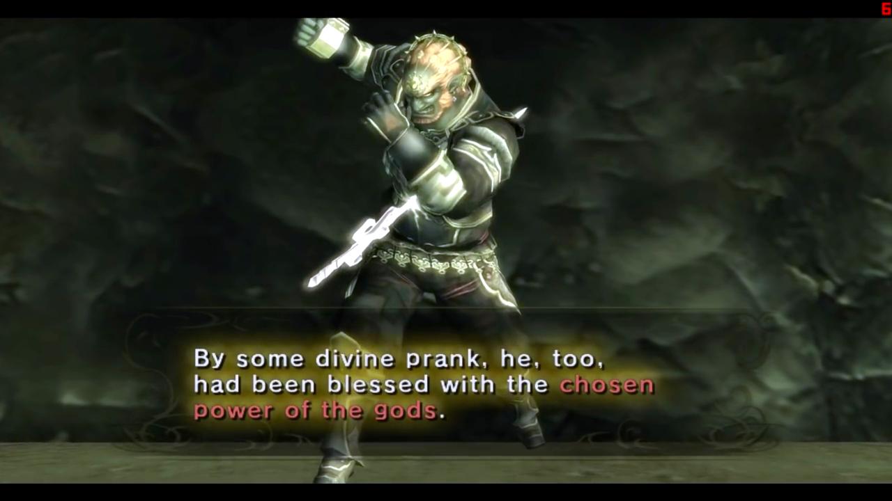 Ganondorfs Execution