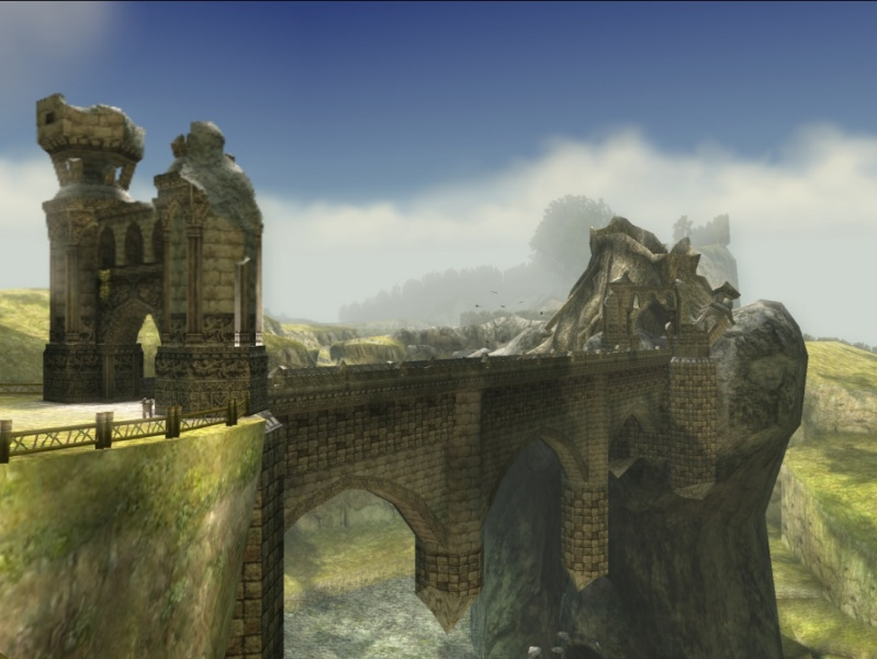 Great Bridge of Hylia 2