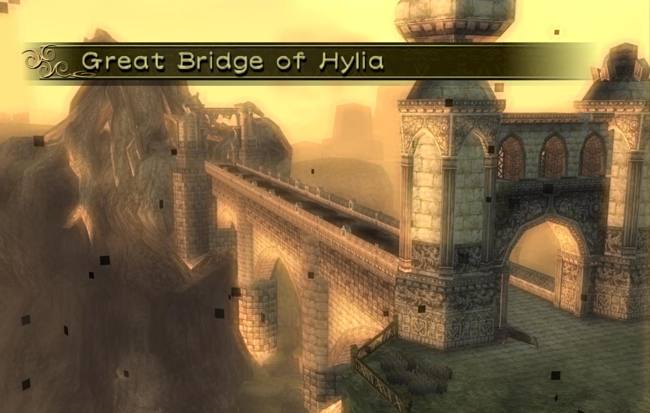 Great Bridge of Hylia 1