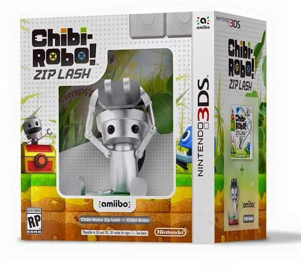 Chibi Robo Boxart
