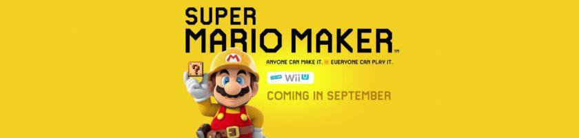 Super Mario Maker July 24 Feature