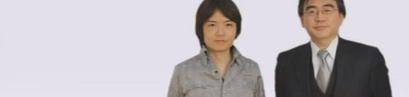 Sakurai remembers Iwata July 22 Feature
