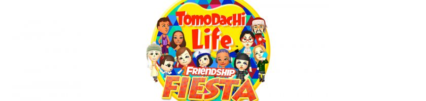 Tomodachi Life Friendship Fiesta July 20 Feature