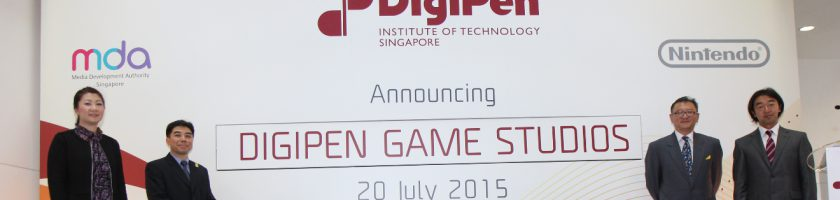 DigiPen Game Studios July 20 Feature