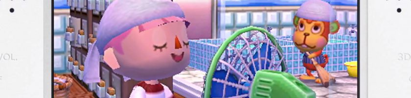 Animal Crossing Happy Home Designer July 19 Feature