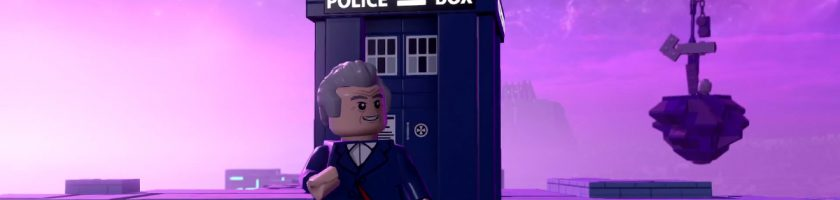 LEGO Dimensions Doctor Who July 11 Feature