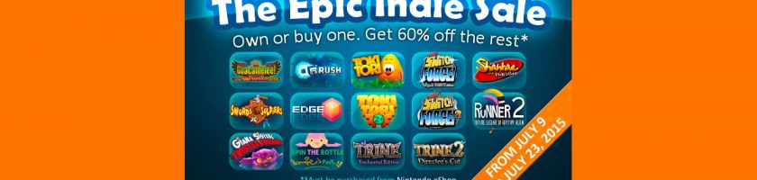 Epic Indie Sale July 11 Feature