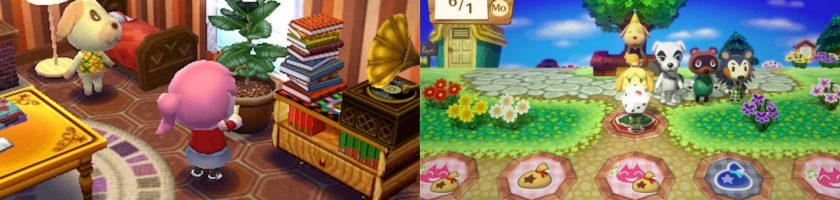 Animal Crossing Interview July 9 Feature