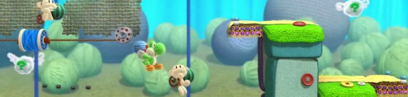 Yoshis Woolly World Videos July 9 Feature