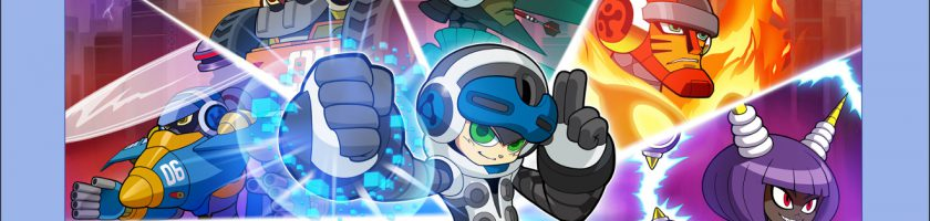 Mighty No. 9 Movie July 8 Feature