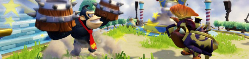 Skylanders SuperChargers Dark Version July 8 Feature