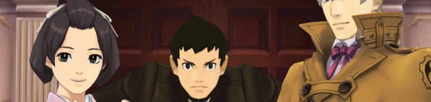 The Great Ace Attorney July 3 Feature