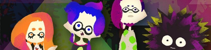 Splatoon Squid Squad July 2 Feature