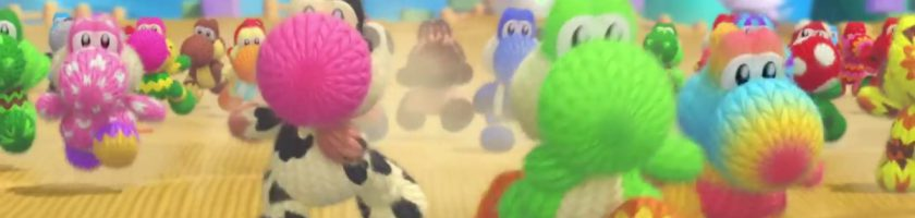 Yoshis Woolly World JP Commercials July 2 Feature