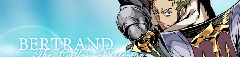 Etrian Odyssey 2 Untold Bertrand July 1 Feature