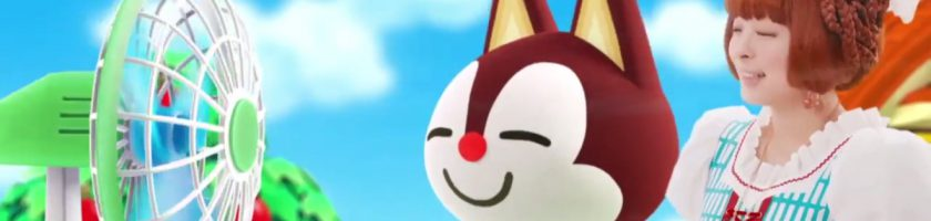 Animal Crossing Interview Commercial July 1 Feature