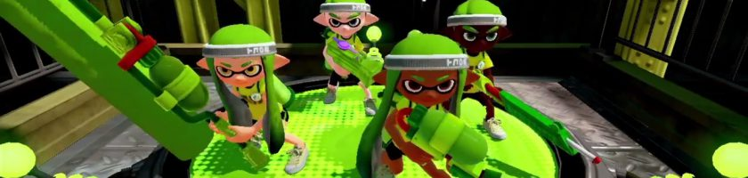 Splatoon Tower Control July 1 Feature