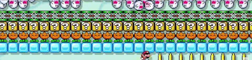 Super Mario Maker August 26 Feature