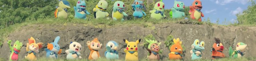 Pokémon Super Mystery Dungeon August 24 Feature