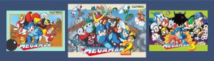 Mega Man Legacy Collection August 21 Feature