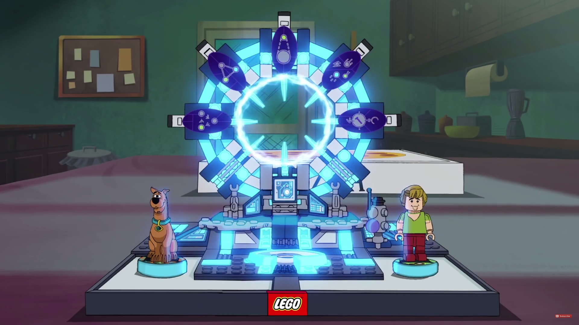 LEGO Dimensions Scooby-Doo World